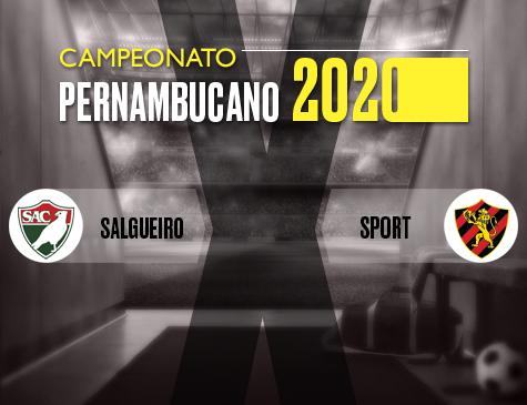 Salgueiro 2x1 Sport
