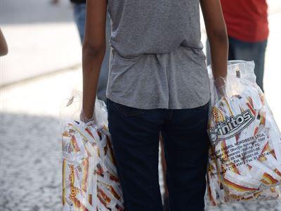 Casos de trabalho infantil aumentam no Carnaval
