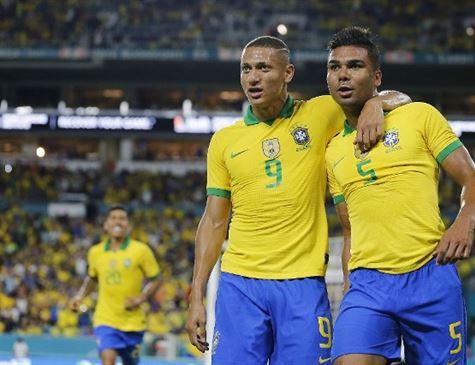Brasil venceu a Copa América 2019