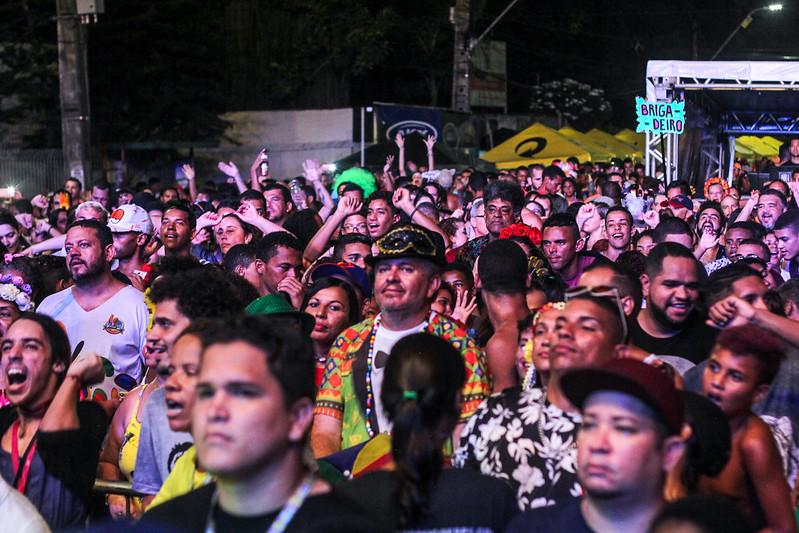 Carnaval 2020 no polo da Várzea