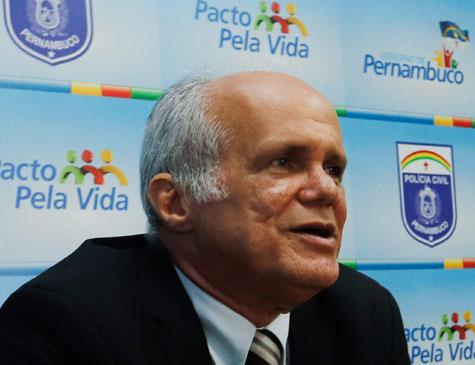 Delegado Ademir Oliveira