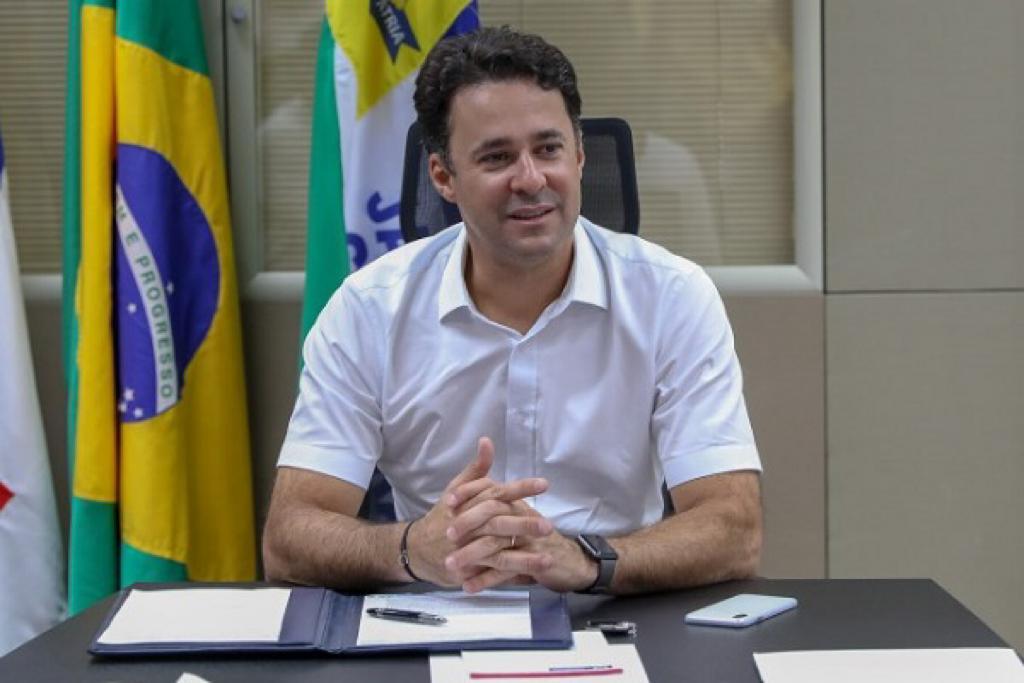 O prefeito de Jaboatão dos Guararapes, Anderson Ferreira (PL)