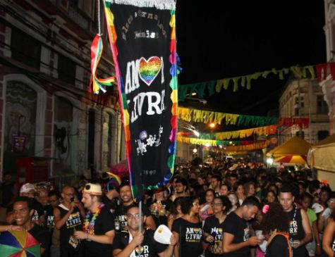 Bloco sai pelas ruas do Bairro do Recife no próximo dia 20 de fevereiro