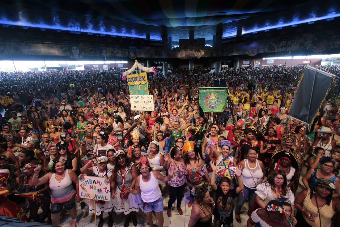 Baile Municipal da Pessoa Idosa do Recife