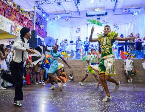 Baile dos Bailarinos