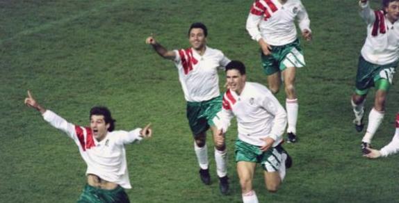 Bulgária na Copa de 1994