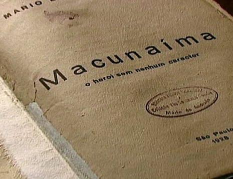 'Macunaíma, obra de Mário de Andrade