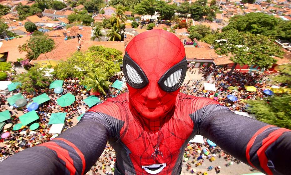 Performance do Homem-Aranha chamou a atenção antes da saída do Enquanto Isso na Sala da Justiça