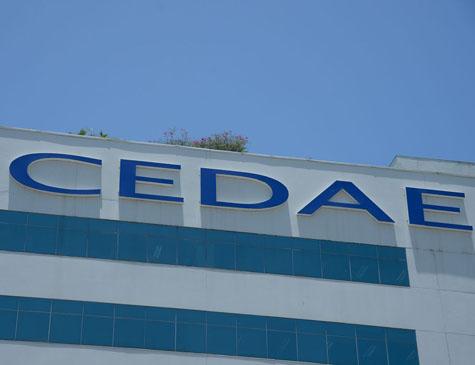 Cedae, no Rio de Janeiro