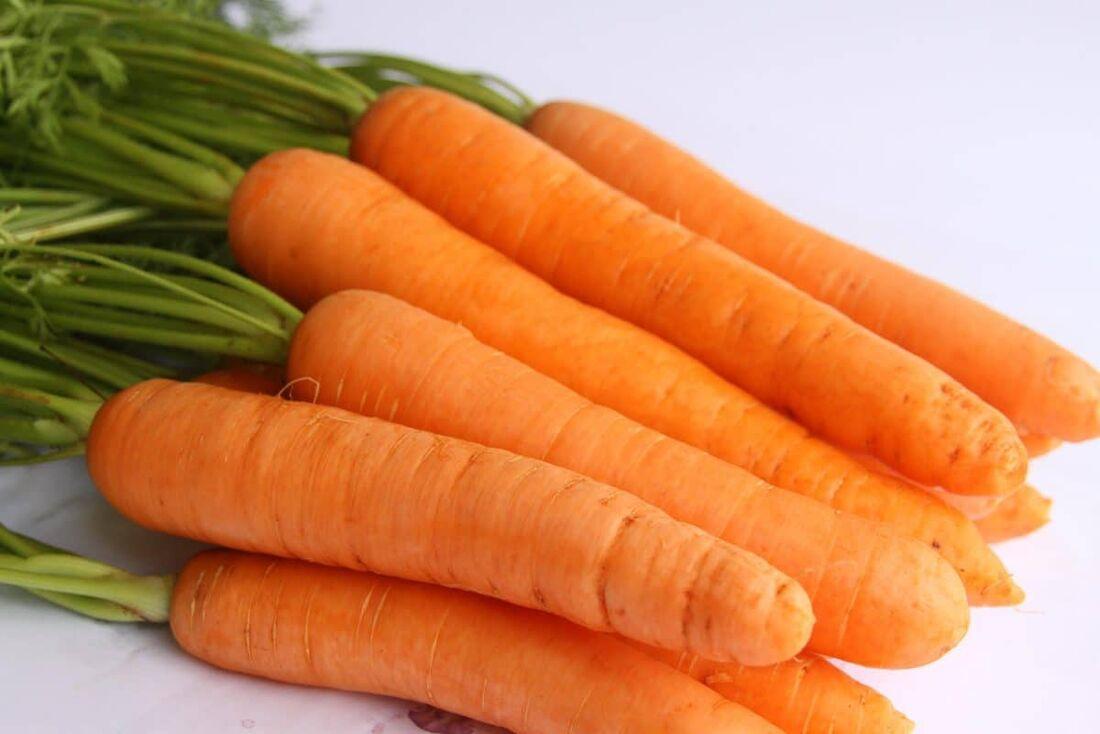Os produtores rurais brasileiros em breve terão a opção de comprar novo tipo de semente de cenoura para cultivo orgânico
