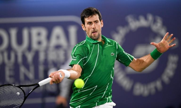 Djokovic chegou ao seu 17º título de Grand Slam