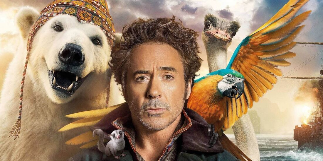 Downey Jr. procura deixar para trás o super-herói que viveu