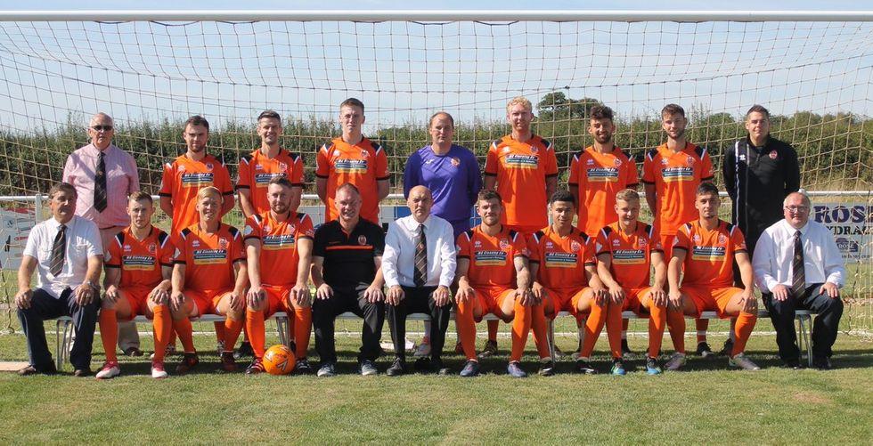 Elenco do Gillingham Town FC