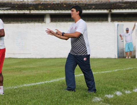 Dudu é o técnico do sub-20 do Náutico