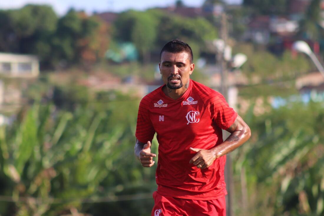 Atacante está recuperado de lesão e vai para o jogo, anunciou Gilmar Dal Pozzo