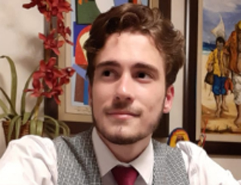 Rodrigo Moses A. Plácido, estudante de economia na Universidade de Brasília