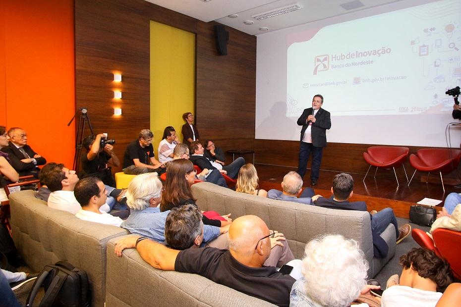 Para Romildo Rolim, a criação do novo espaço no Recife vai ajudar as empresas locais a atuar de forma mais tecnológica