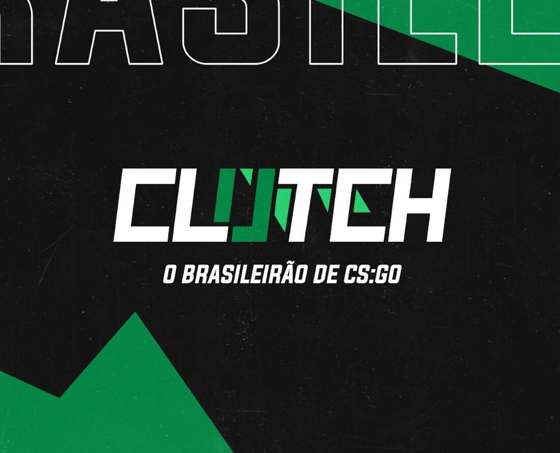 Logo do CLUTCH Circuit, o Brasileirão de CS:GO