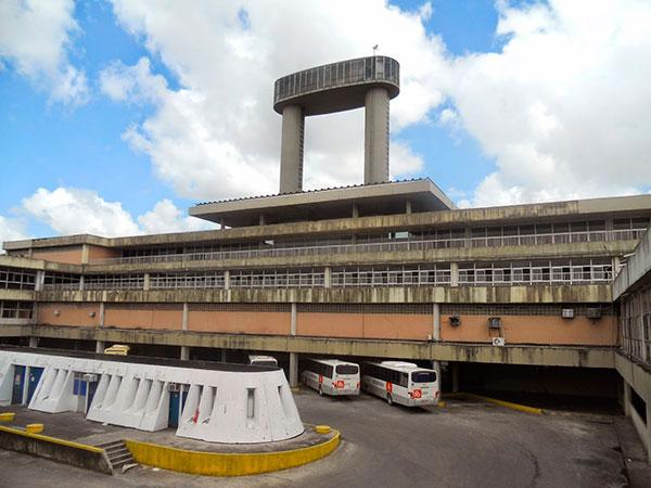 Estação Rodoviária do Metrô do Recife