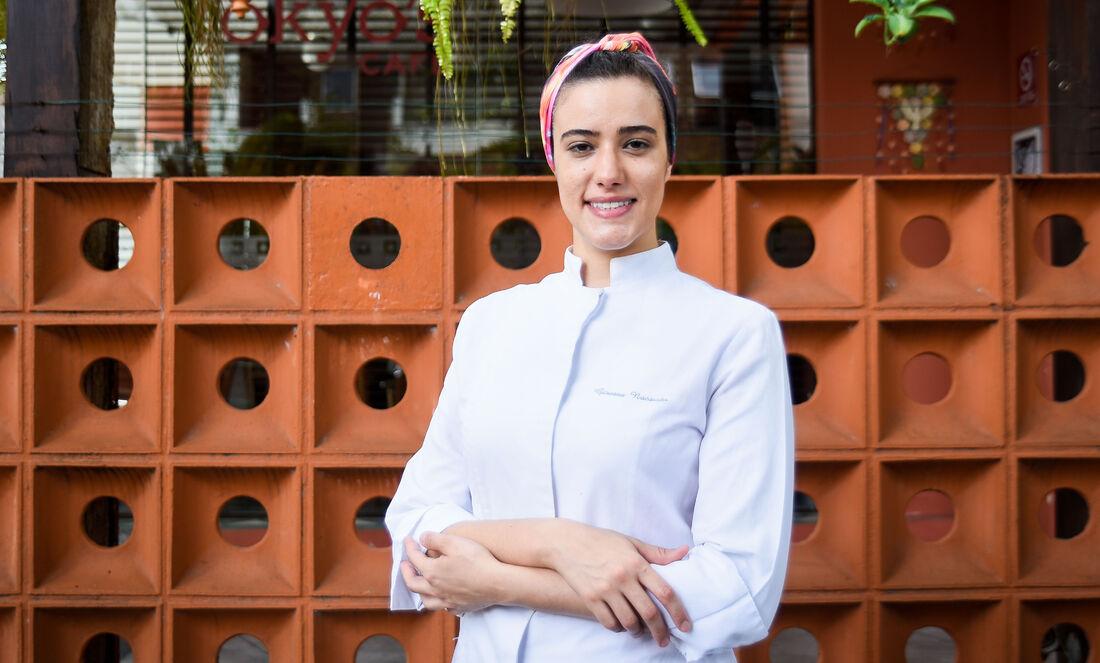 Chef é consultora de um dos principais restaurantes do Recife