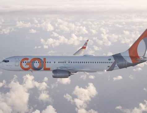 Avião da GOL