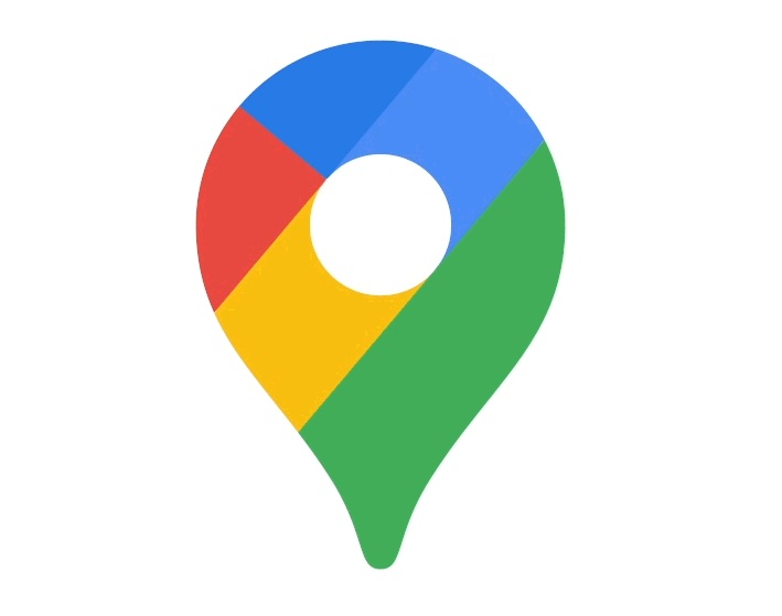 Novo logo do Google Maps