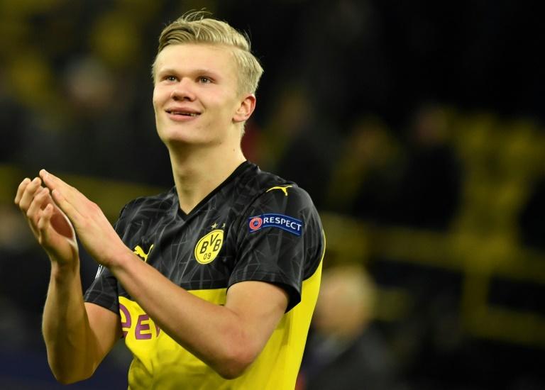 Haaland já marcou 11 gols em sete jogos pelo Dortmund