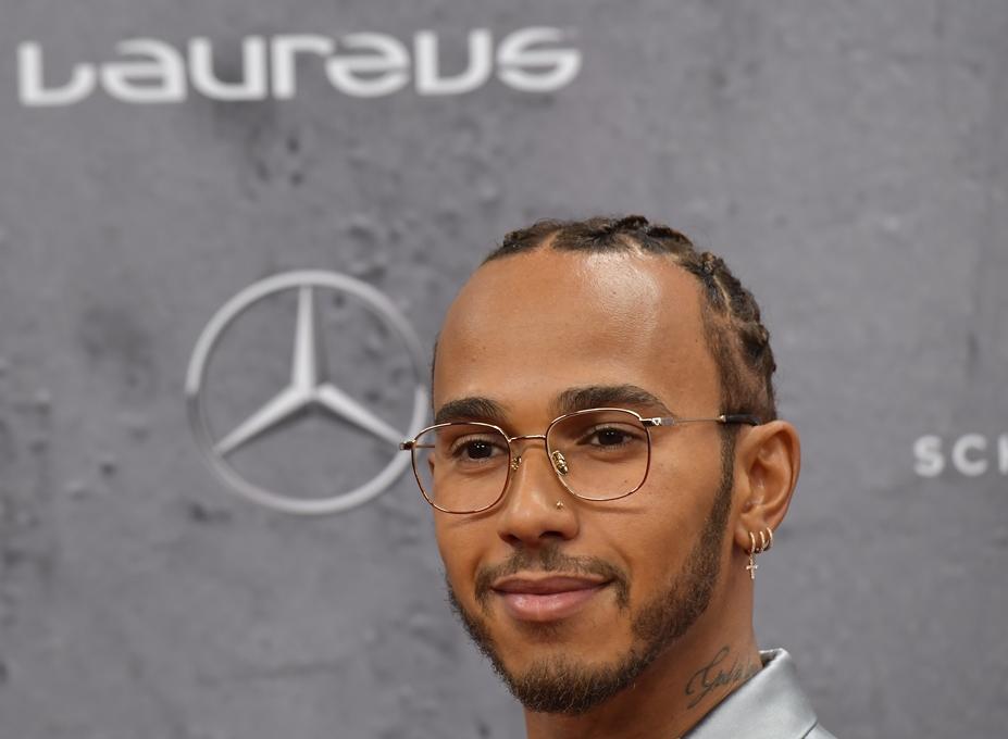 Lewis Hamilton, piloto inglês