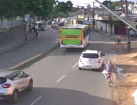 Trânsito na Av. Beberibe
