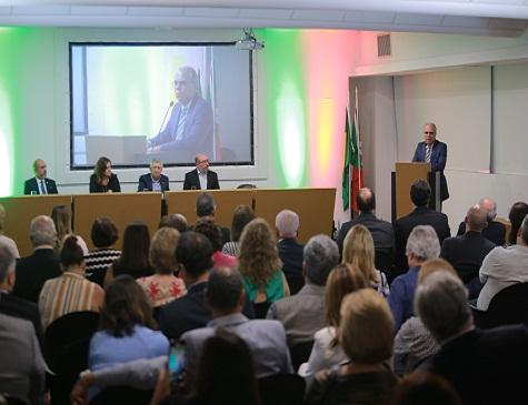 Solenidade de posse da nova diretoria da SBC-PE