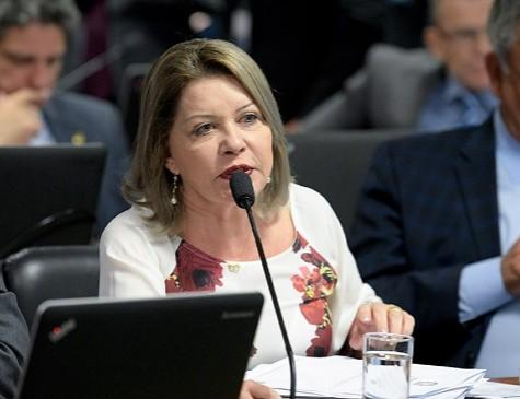 Senadora Selma Arruda (Podemos-MT)
