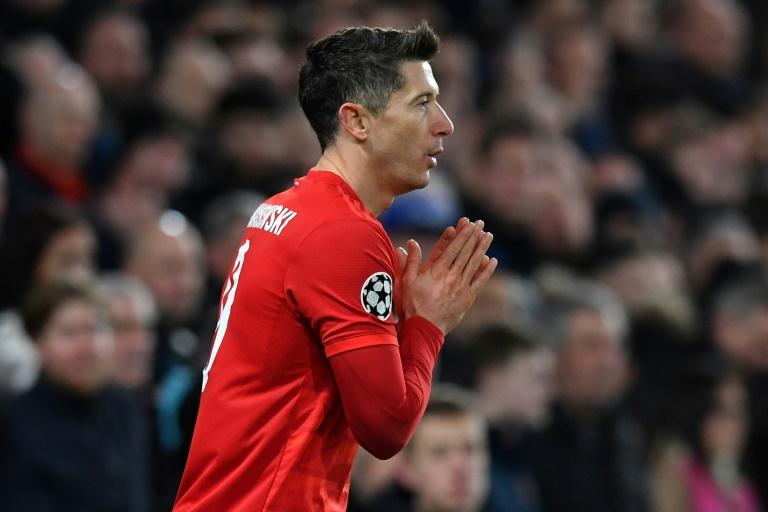 Lewandowski vai desfalcar o Bayern por quatro semanas