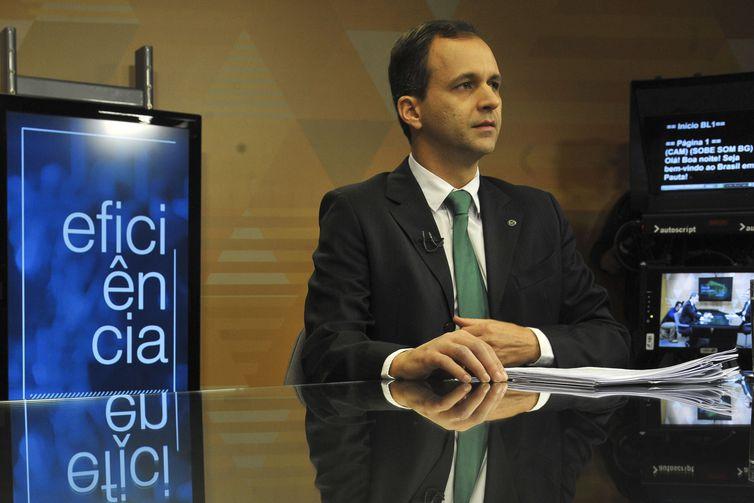 Secretário de Gestão do Ministério da Economia, Cristiano Heckert