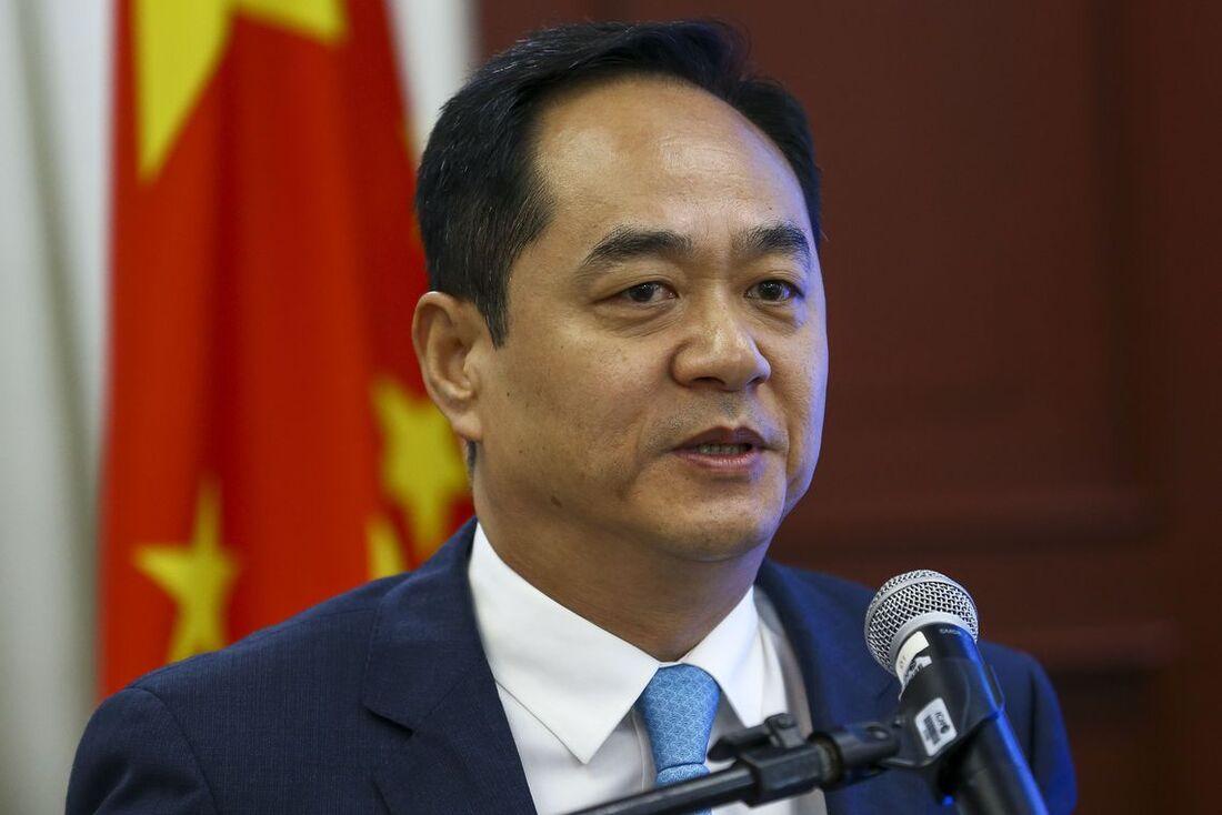 Yang Wanming, embaixador chinês no Brasil