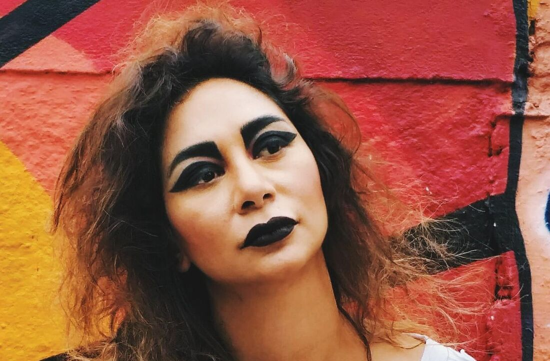 Cantora paulista Naiá Camargo