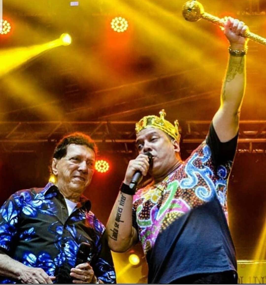 Nonô faz show-tributo a Claudionor Germano e Capiba
