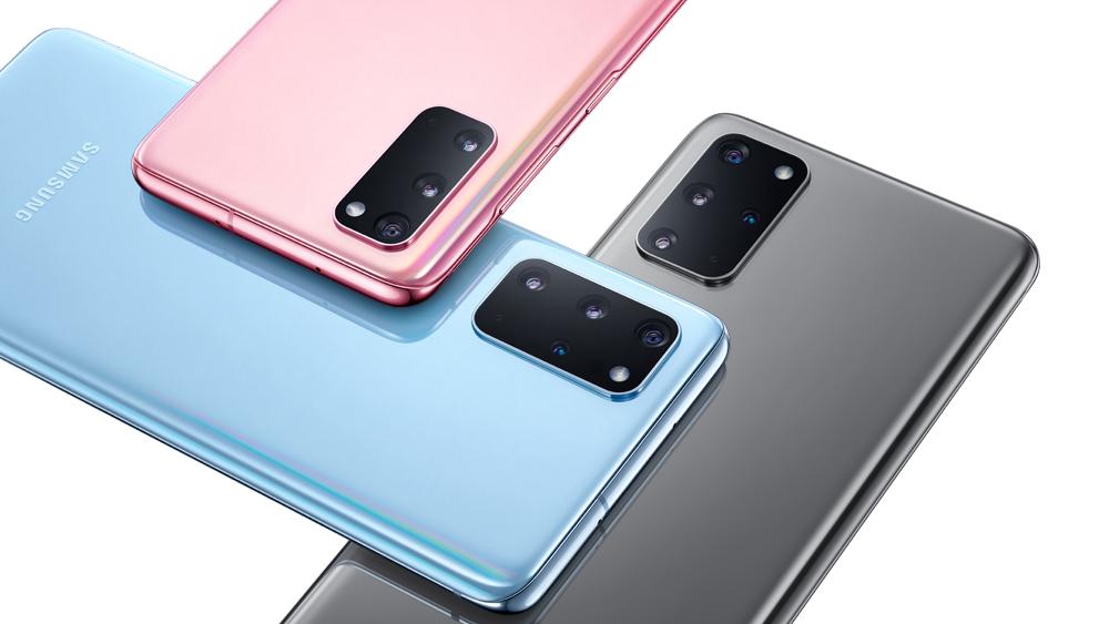 Nova linha Samsung Galaxy S20