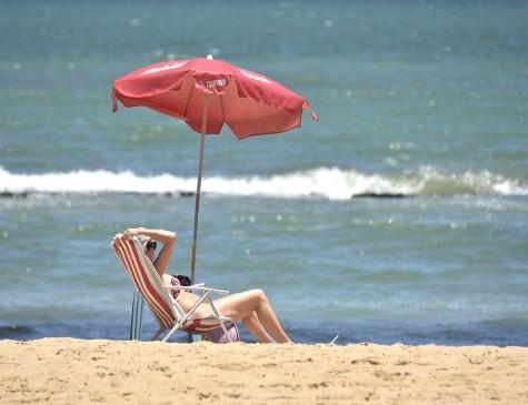 População sente verão mais intenso que nos anos anteriores