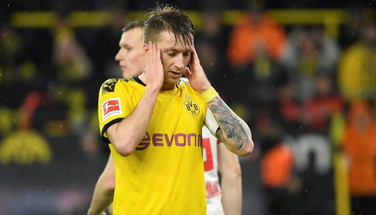 Marco Reus é um dos principais nomes ofensivos do Dortmund