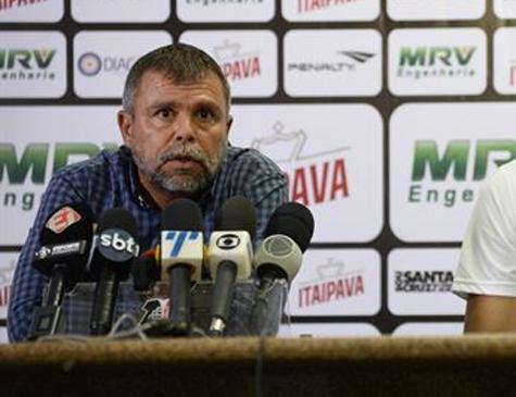 Roberto Freire, ex-diretor do Núcleo de Gestão do Santa Cruz