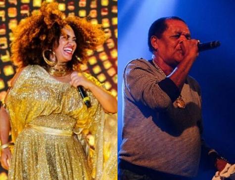 Mariene de Castro e Belo Xis se apresentam em noite dedicada ao samba