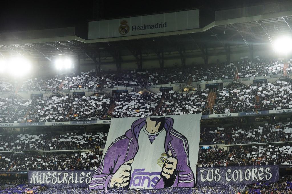 Santiago Bernabéu sedia mais um El Clásico