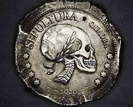 'Quadra' é o 15º disco da Sepultura