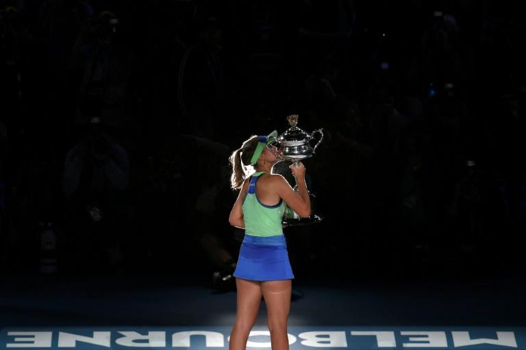 Sofia Kenin conquistou seu primeiro título de Grand Slam