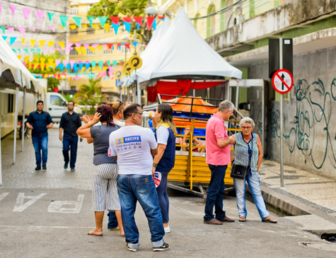 Força-tarefa em fiscalização para o Carnaval do Recife