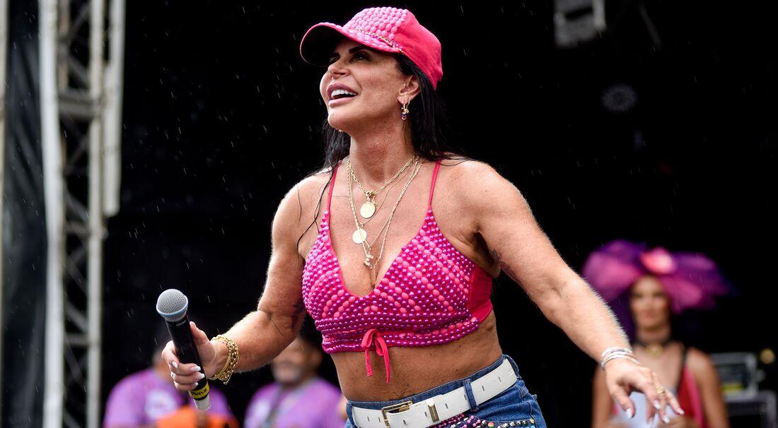 """Gretchen estrela o """"Manual do Babaca"""""""