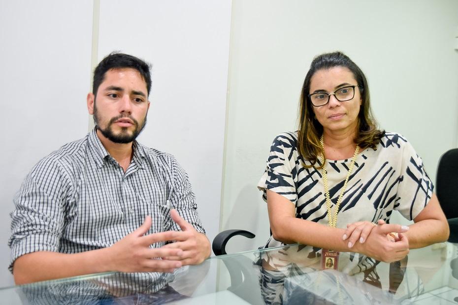 Segundo Ana Paula Machado e Adeval Leite, projeto mostrará como aumentar produtividade