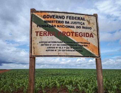 Terras indígenas protegidas