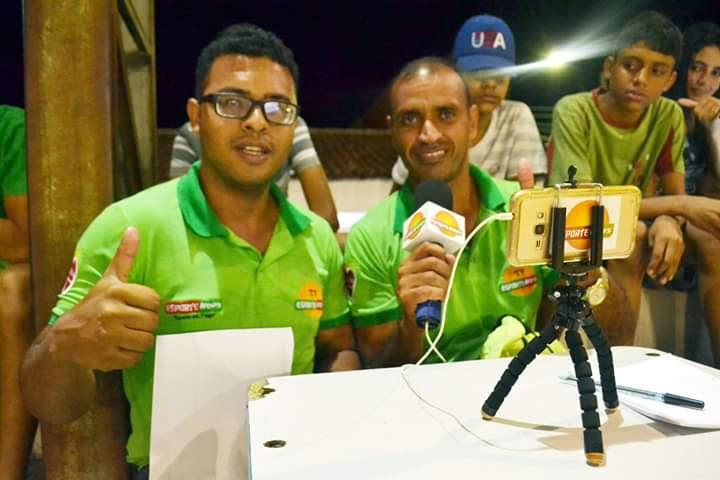 TV Esporte News, de Arcoverde, lançou transmissões em 2018 e vem ampliando audiência