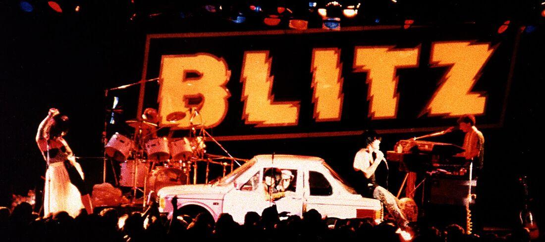 Documentário 'Blitz - O Filme' estreia na segunda-feira (10), no canal Curta!